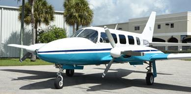 Bahamas Charter Flights Piper Chieftain