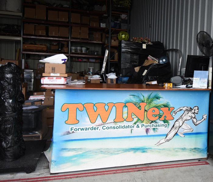 TWINex Freight Forwarder