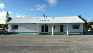 White Crown Aviation FBO at North Eleuthera Airport